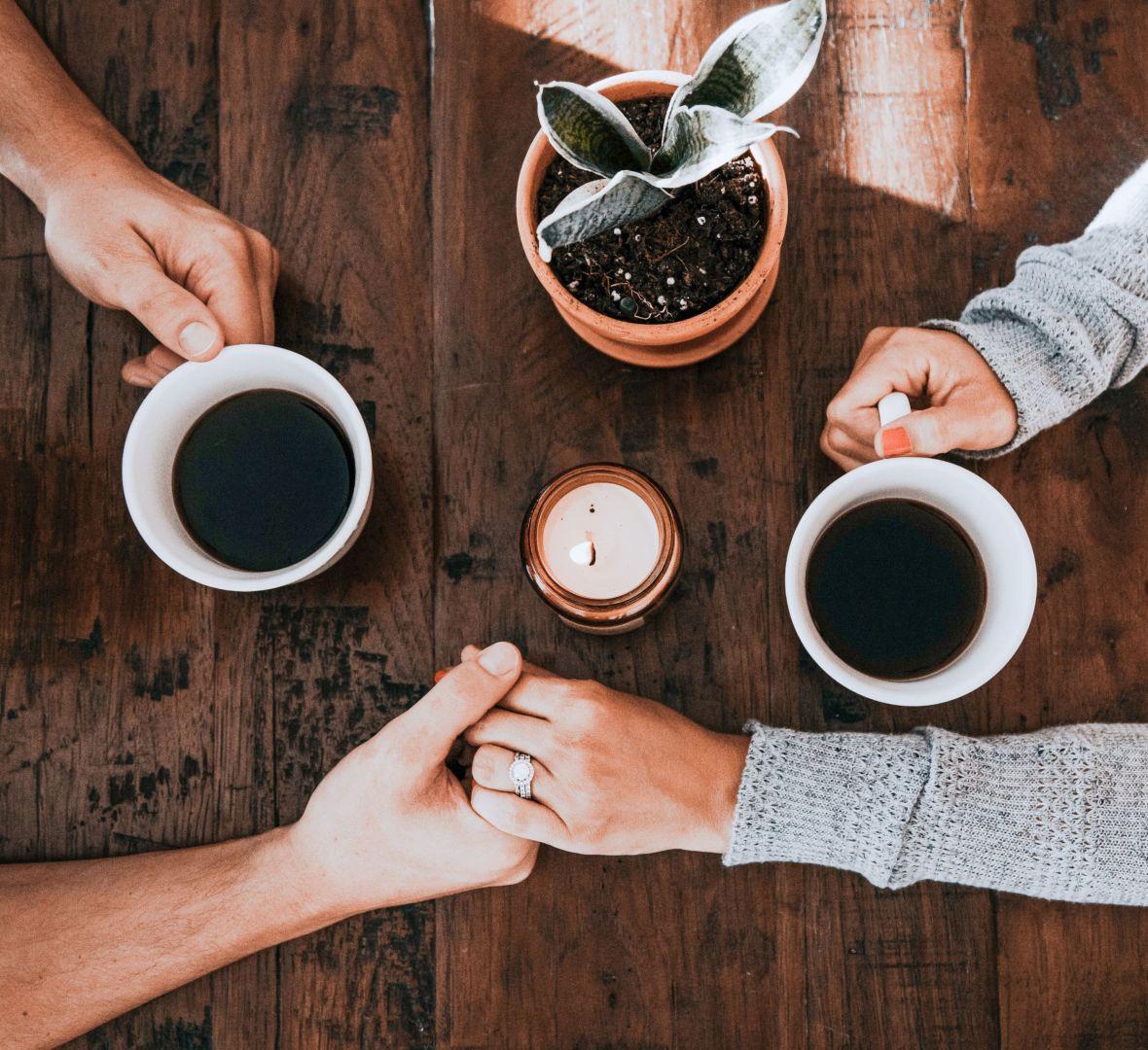 Valentinstagsgeschenke für Kaffeeliebhaber