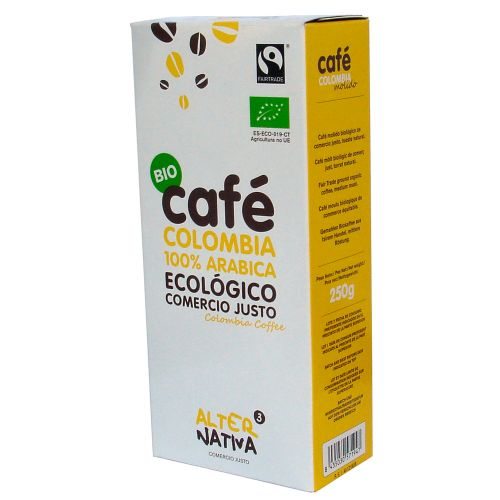 Colombia ground Coffee