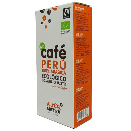 Peru ground Coffee