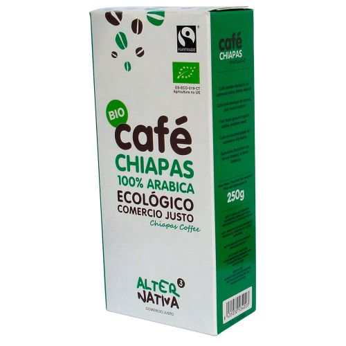 Chipas ground Coffee