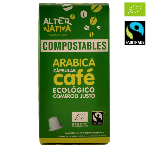 Arabica Ecologico Alternativa Bio Fair Trade