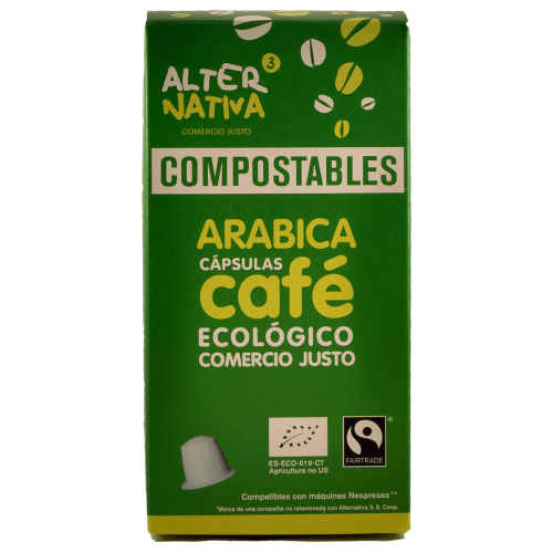 Arabica Ecologico Alternativa