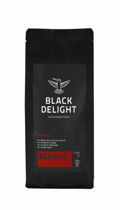 Bernice Black Delight