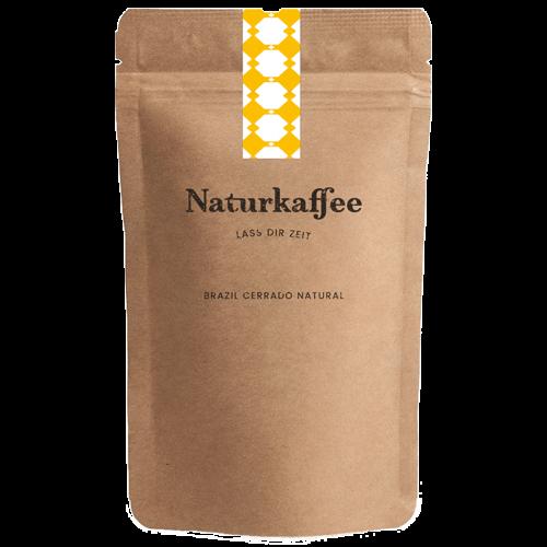 Brazil Cerrado Natural Naturkaffee