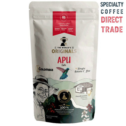 Caturra Media Worlds Original Direct Trade Specialty Coffee