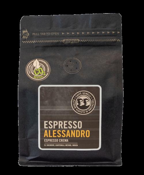 Espresso Alessandro Café Gemelli