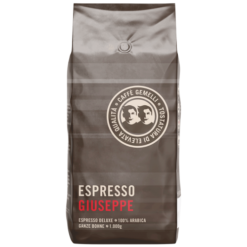 Espresso Giuseppe Caffé Gemelli