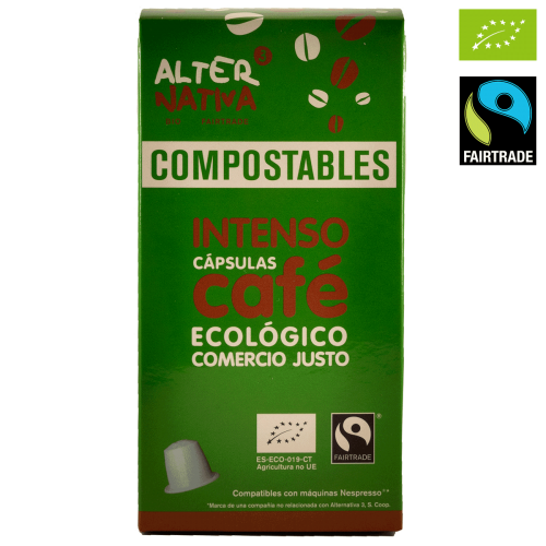 Intenso Ecologico Alternativa Bio Fair Trade