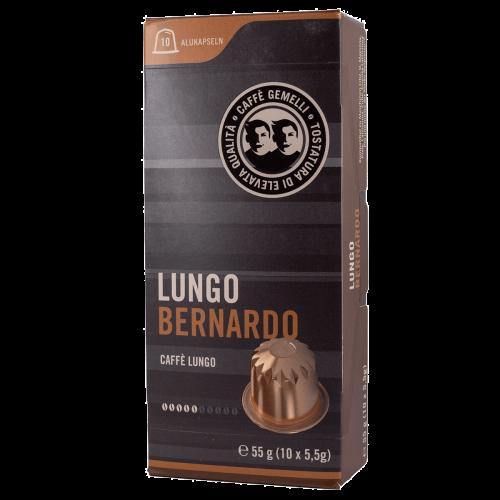 Lungo Bernardo Caffe Gemelli