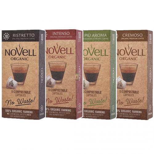Cafe Novell Starterpaket