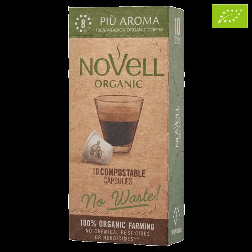 Piu Aroma Novell Bio