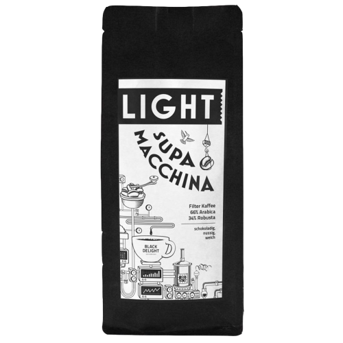 Supa Macchina Black Delight