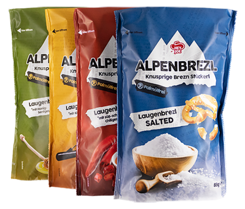 Alpenbrezl Starterset groß