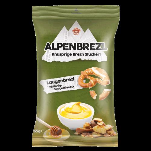 """Alpenbrezl """"Honig-Senf"""""""